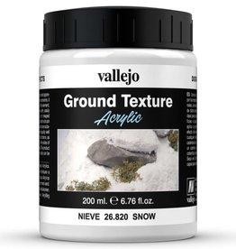 VALLEJO Diorama Effects: Ground Texture: Snow (200 ml)