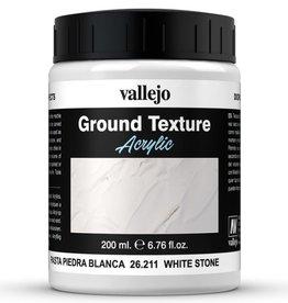 VALLEJO Diorama Effects: Ground Texture: White Stone (200 ml)