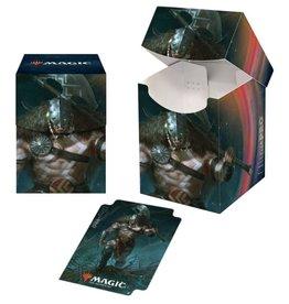 Ultra Pro Deck Box: PRO 100+ MtG: Core 2021 V5 - Garruk