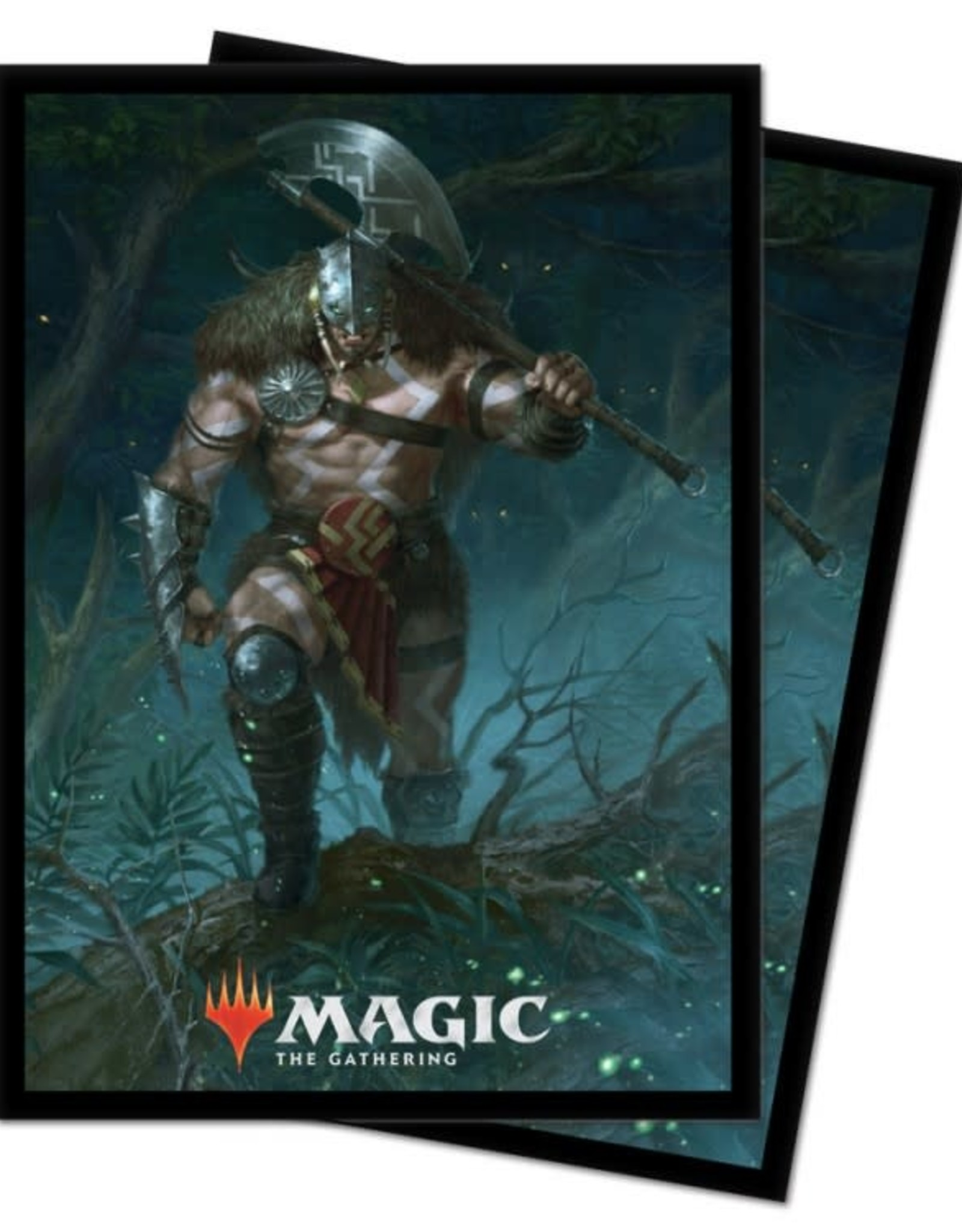 Ultra Pro Deck Protectors: MtG: Core 2021 V5 (100) sleeves - Garruk