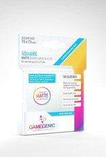 Gamegenic MATTE Sleeves: Square
