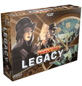ZMan Games Pandemic Legacy: Season 0