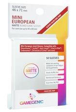 Gamegenic MATTE Sleeves: Mini European