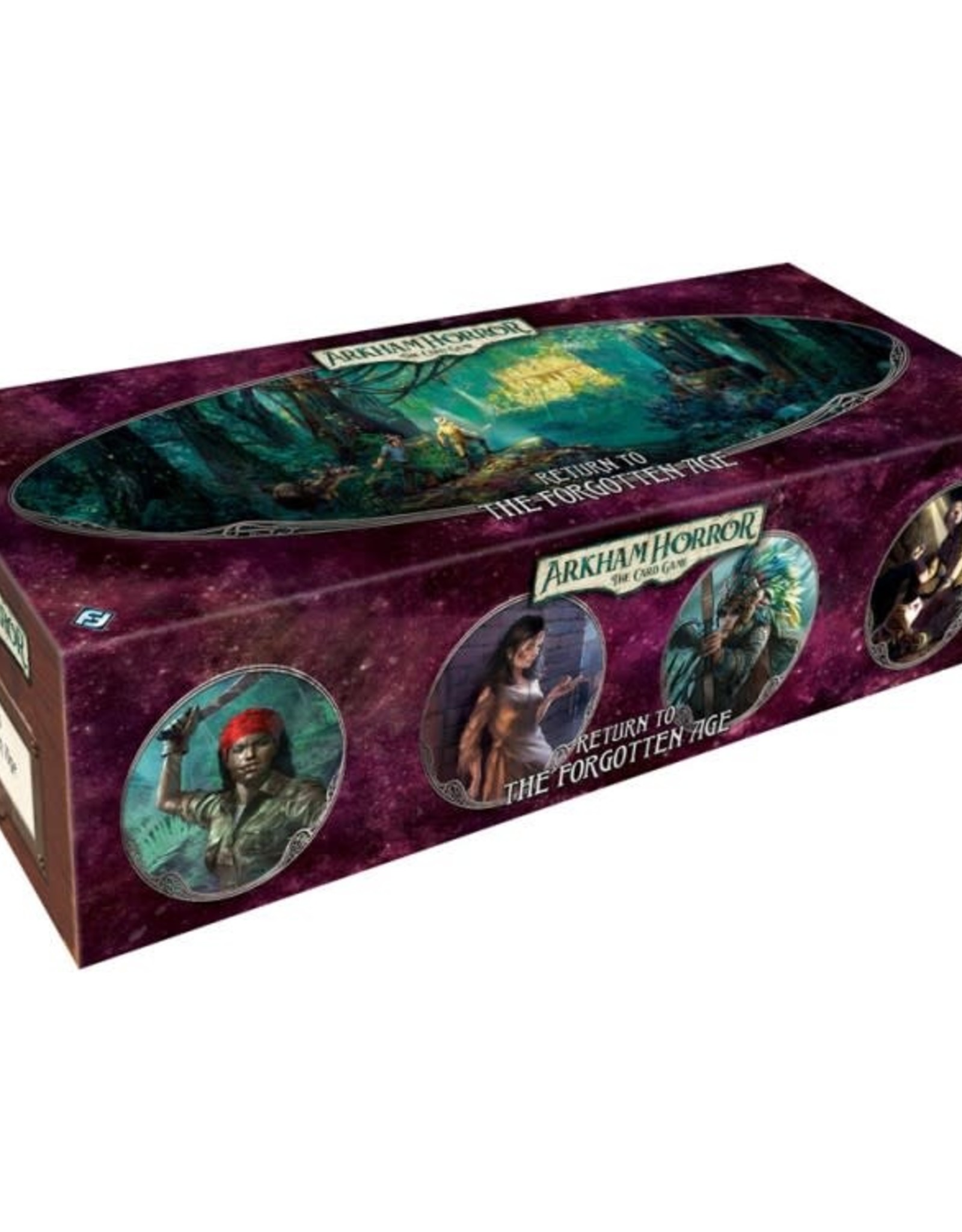 Fantasy Flight Games AH LCG: Return to the Forgotten Age