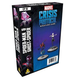 Atomic Mass Games Marvel CP: Spider-Man & Ghost-Spider