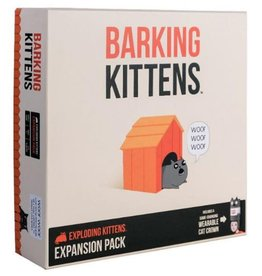 Exploding Kittens Barking Kittens: An Exploding Kittens Expansion