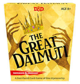 Wizards of the Coast The Great Dalmuti: Dungeons & Dragons
