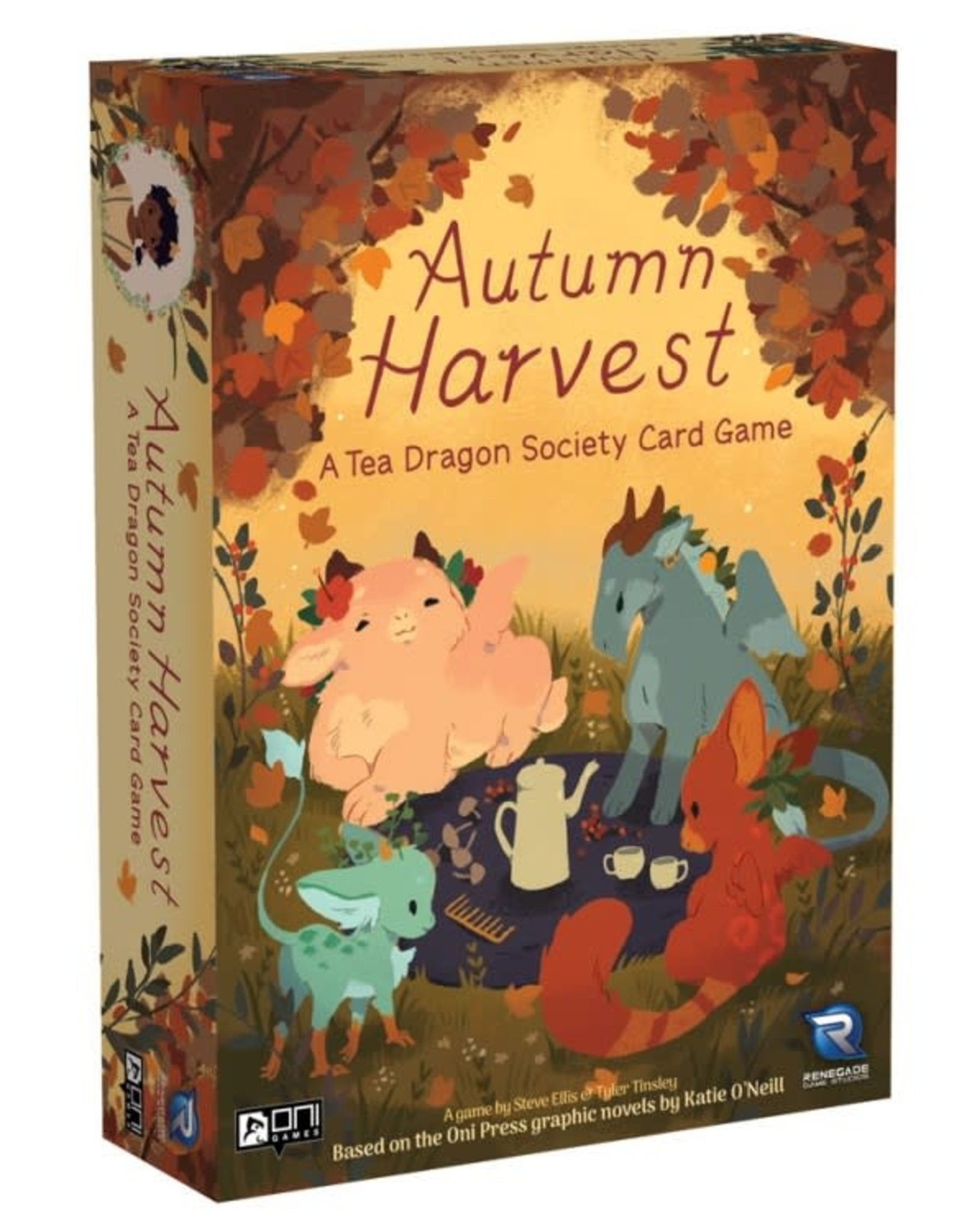 Renegade Game Studios Autumn Harvest: A Tea Dragon Society Game