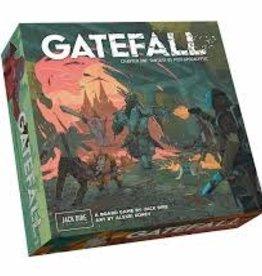 Jack Dire Studios Gatefall (w/ kickstarter exclusives)