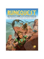 Chaosium RuneQuest: The Pegasus Plateau & Other Stories