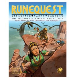 Chaosium RuneQuest: The Pegasus Plateau & Other Stories [preorder]