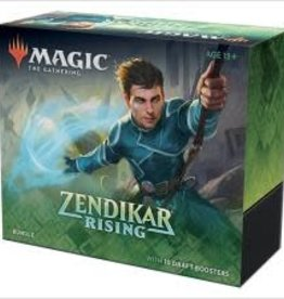 Wizards of the Coast Zendikar Rising Bundle [Preorder]