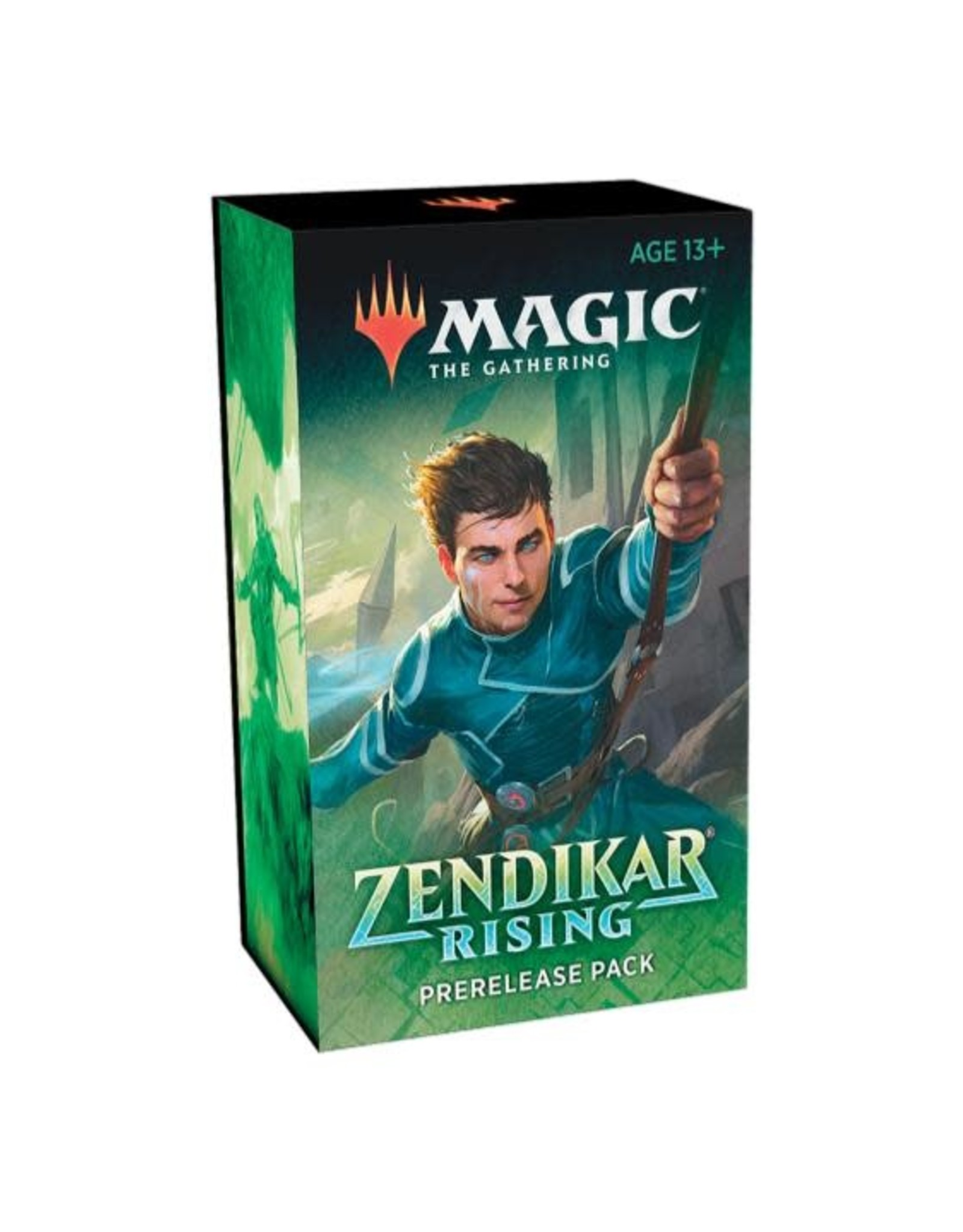 Wizards of the Coast Zendikar Rising Prerelease