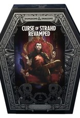 Wizards of the Coast D&D 5th: Curse of Strahd Revamped