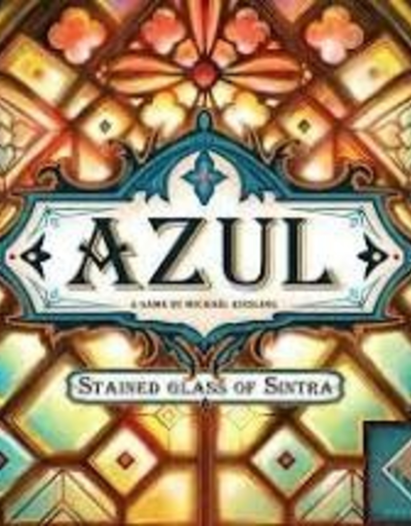 RENTAL - Azul: Stained Glass 2 lb 8.6 oz