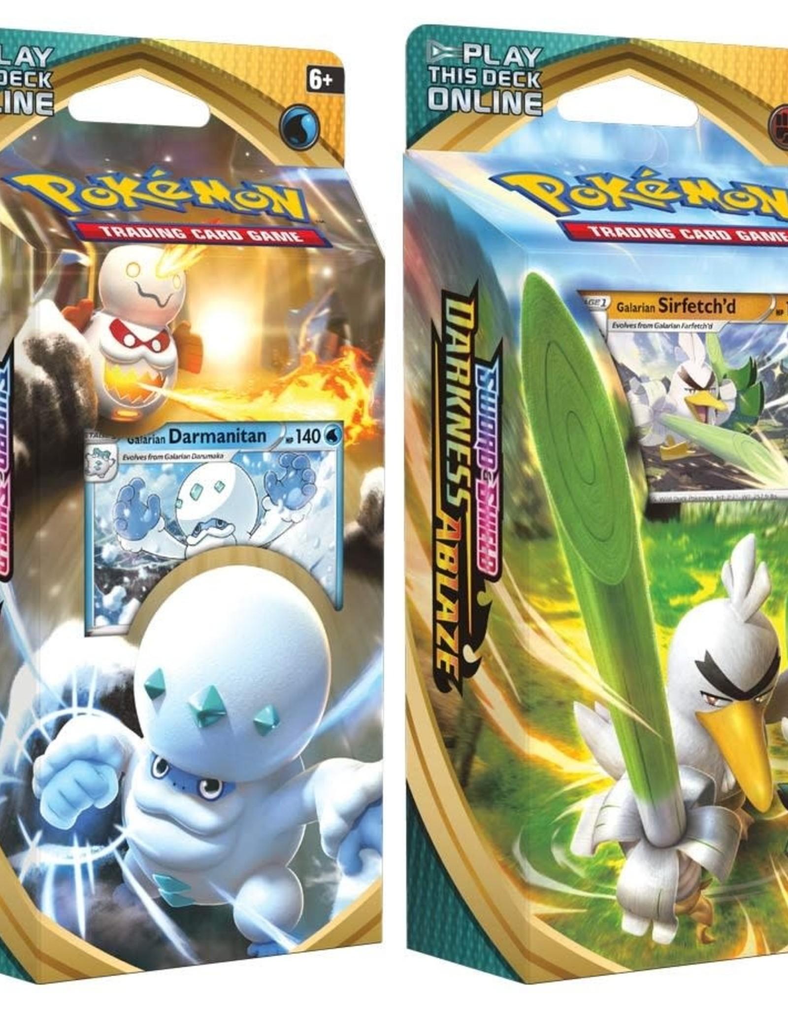 Pokemon Pokemon TCG: Darkness Ablaze Deck