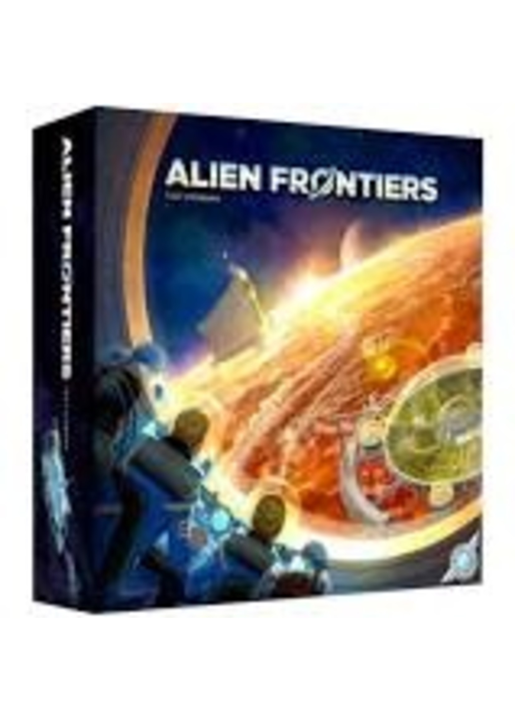 Game Salute Alien Frontiers 5th Ed
