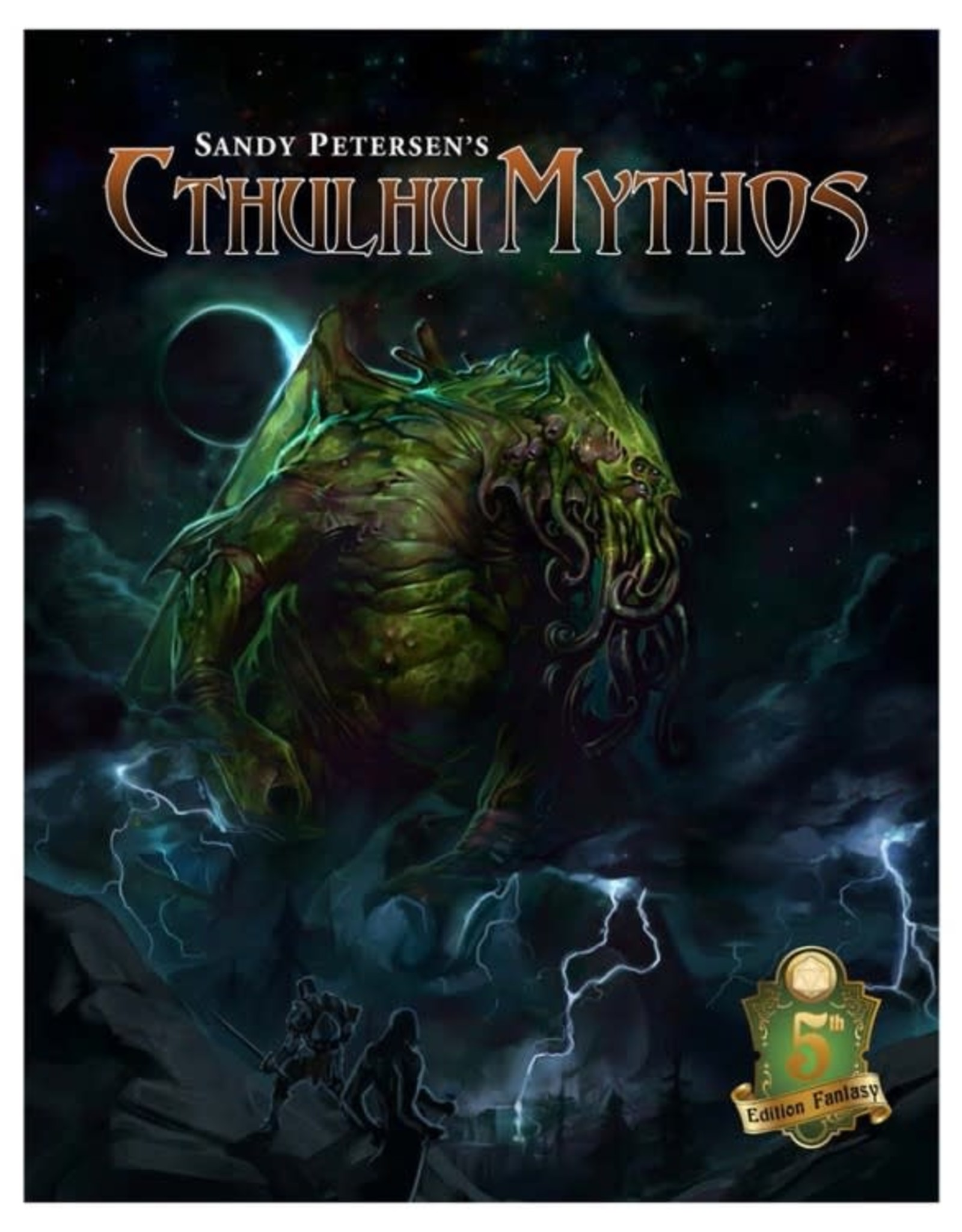 Petersen Games Cthulhu Mythos for 5E