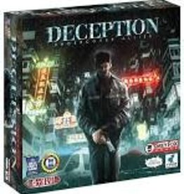 Grey Fox Games Deception: Undercover Allies