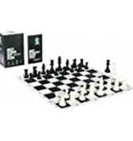 Best Chess Set Ever - Black Silicone Mat