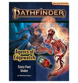 PAIZO Pathfinder: Agents Edgewatch 2: Sixty Feet Under