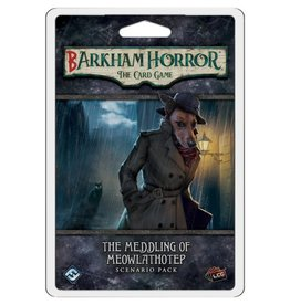 Fantasy Flight Games AH LCG: Barkham Horror: The Meddling of Meowlathotep