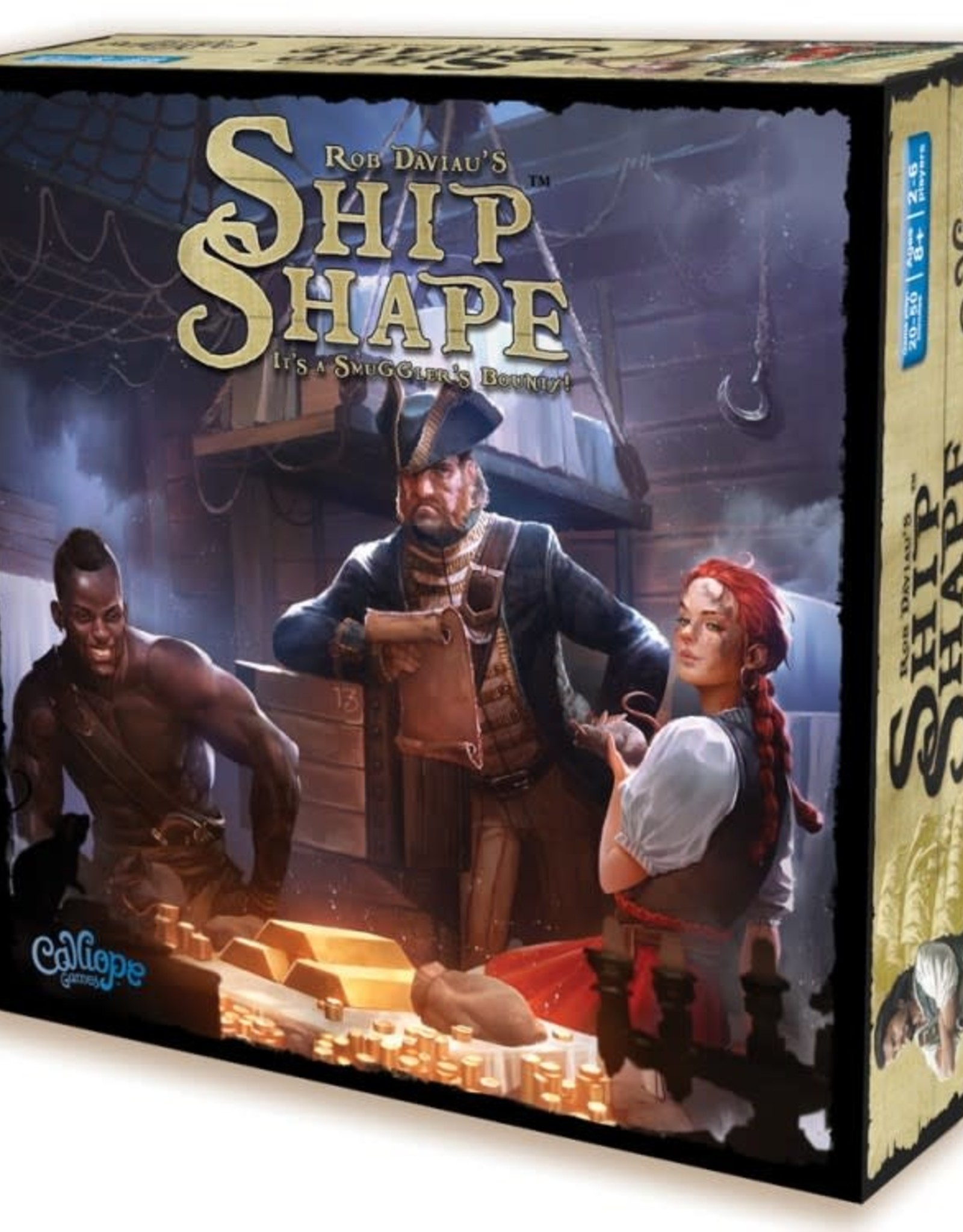 Rental RENTAL - ShipShape 2 lb 3.1