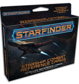 PAIZO Starfinder: Starship Combat Reference Cards [preorder]