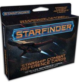 PAIZO Starfinder: Starship Combat Reference Cards