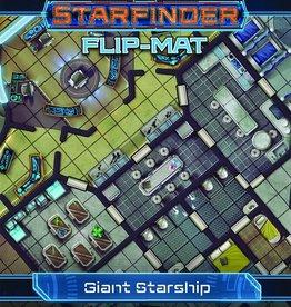 PAIZO Starfinder Flip-Mat : Giant Starship