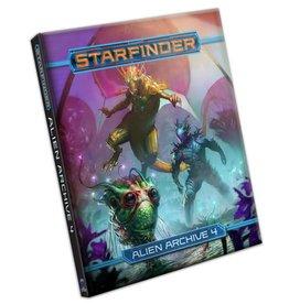 PAIZO Starfinder: Alien Archive 4