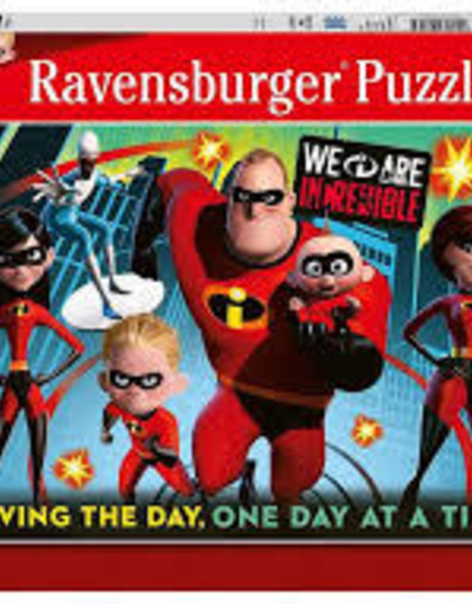 Ravensburger 100pc XXL puzzle Incredibles 2