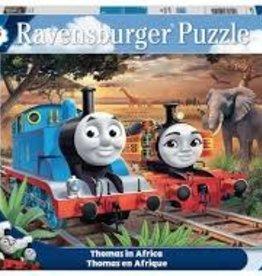 Ravensburger 100pc XXL puzzle Thomas in Africa