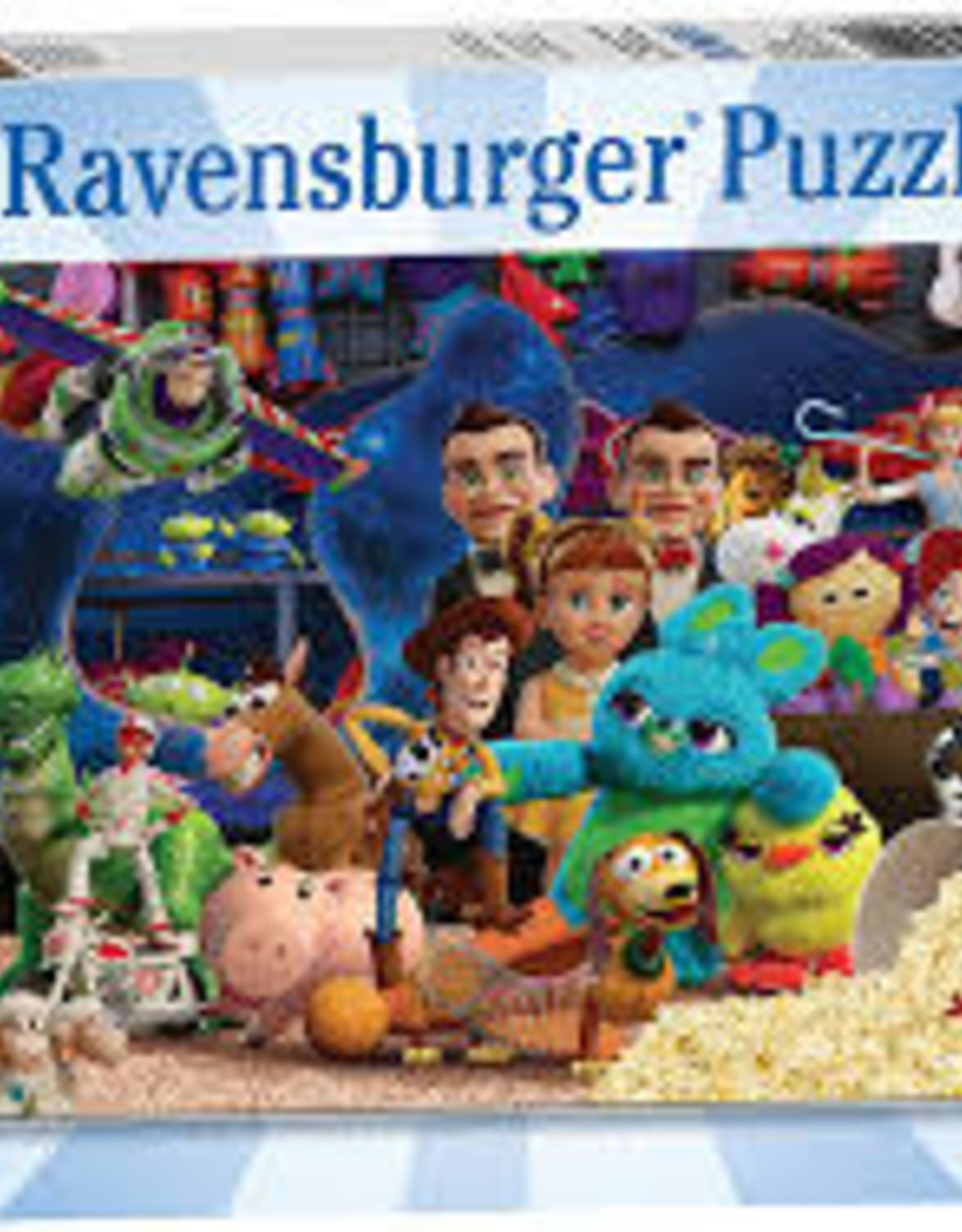 Ravensburger 100pc XXL puzzle To the Rescue!