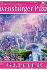 Ravensburger 100pc XXL puzzle Unicorn Glitter