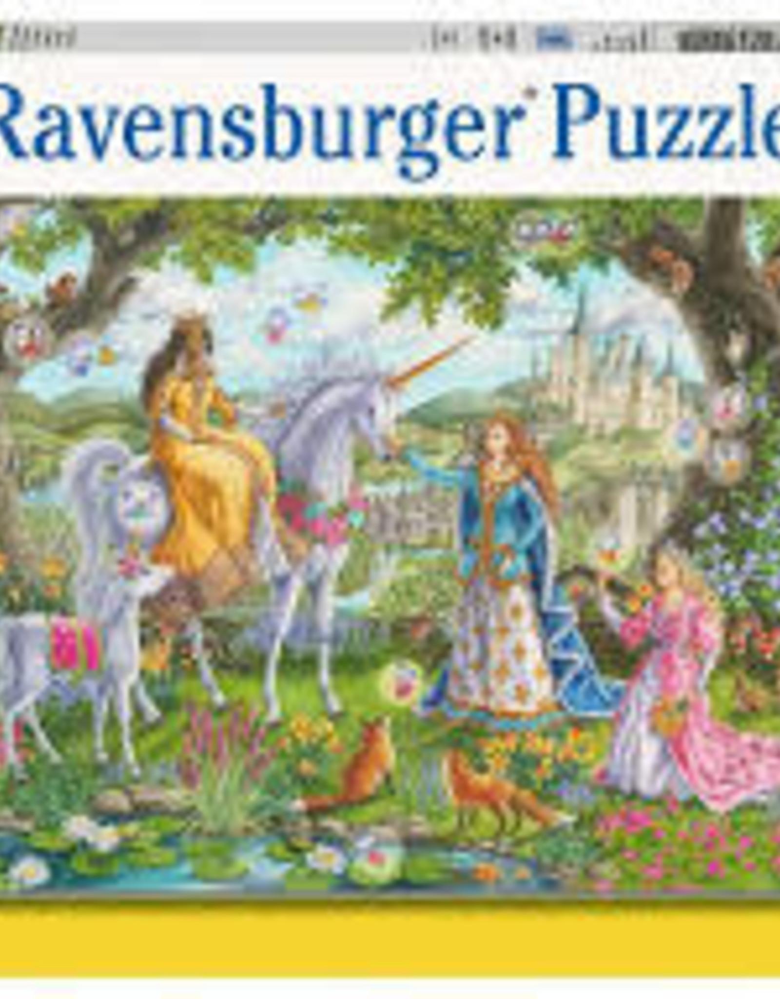 Ravensburger 100pc XXL puzzle Princess Party