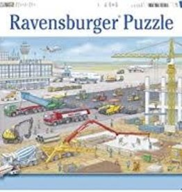 Ravensburger 100pc XXL puzzle Construction at the Airport