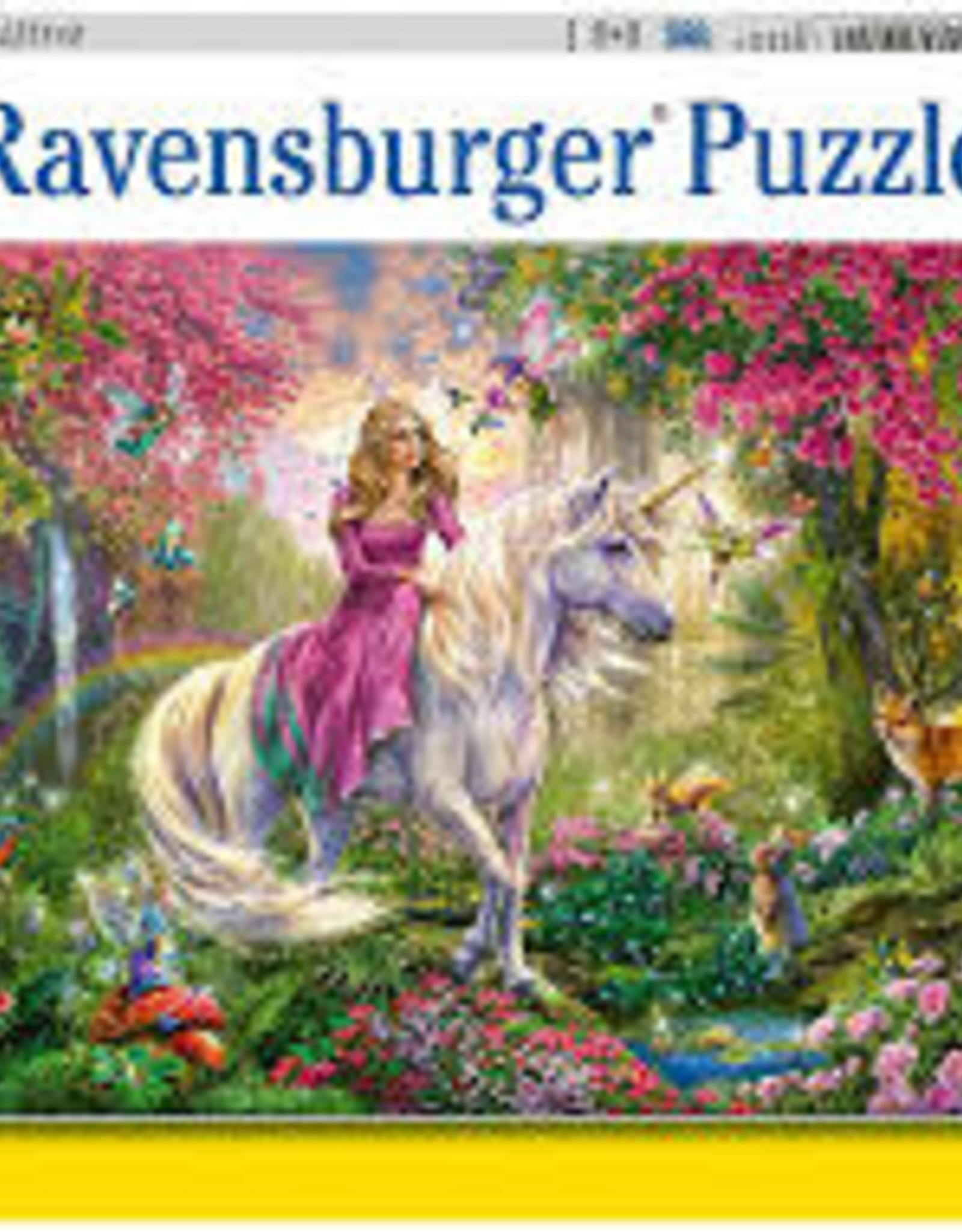 Ravensburger 100pc XXL puzzle Magical Ride