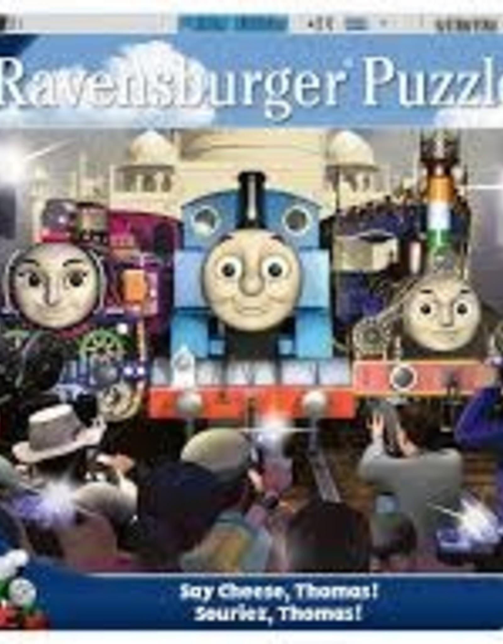 Ravensburger 100pc XXL puzzle Say Cheese, Thomas!
