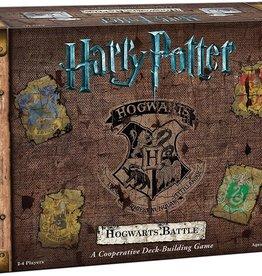Just Games RENTAL - Harry Potter Hogwarts Battle Deckbuilding Game 4 lb 6.0 oz
