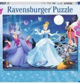 Ravensburger 100pc XXL puzzle Cinderella glitter