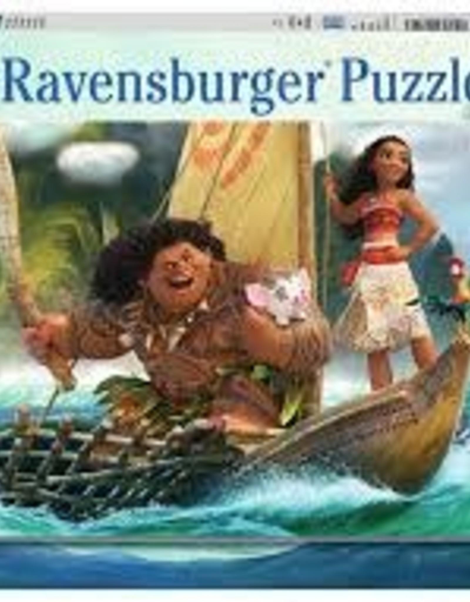 Ravensburger 100pc XXL puzzle Moana & Maui