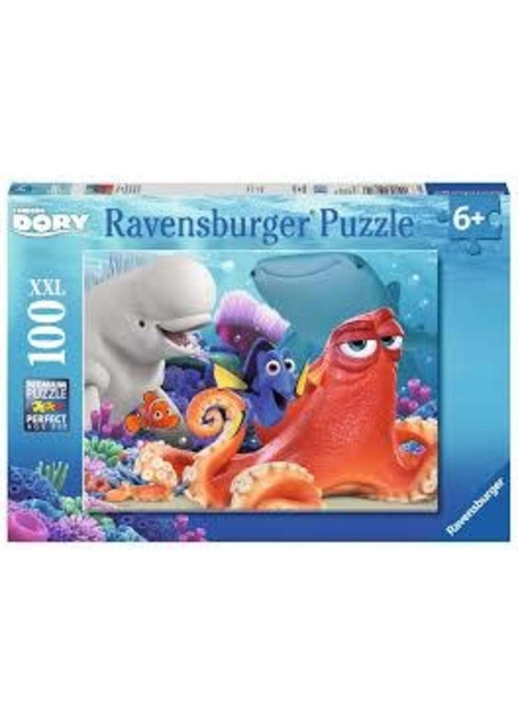 Ravensburger 100pc XXL puzzle Adventure is Brewing