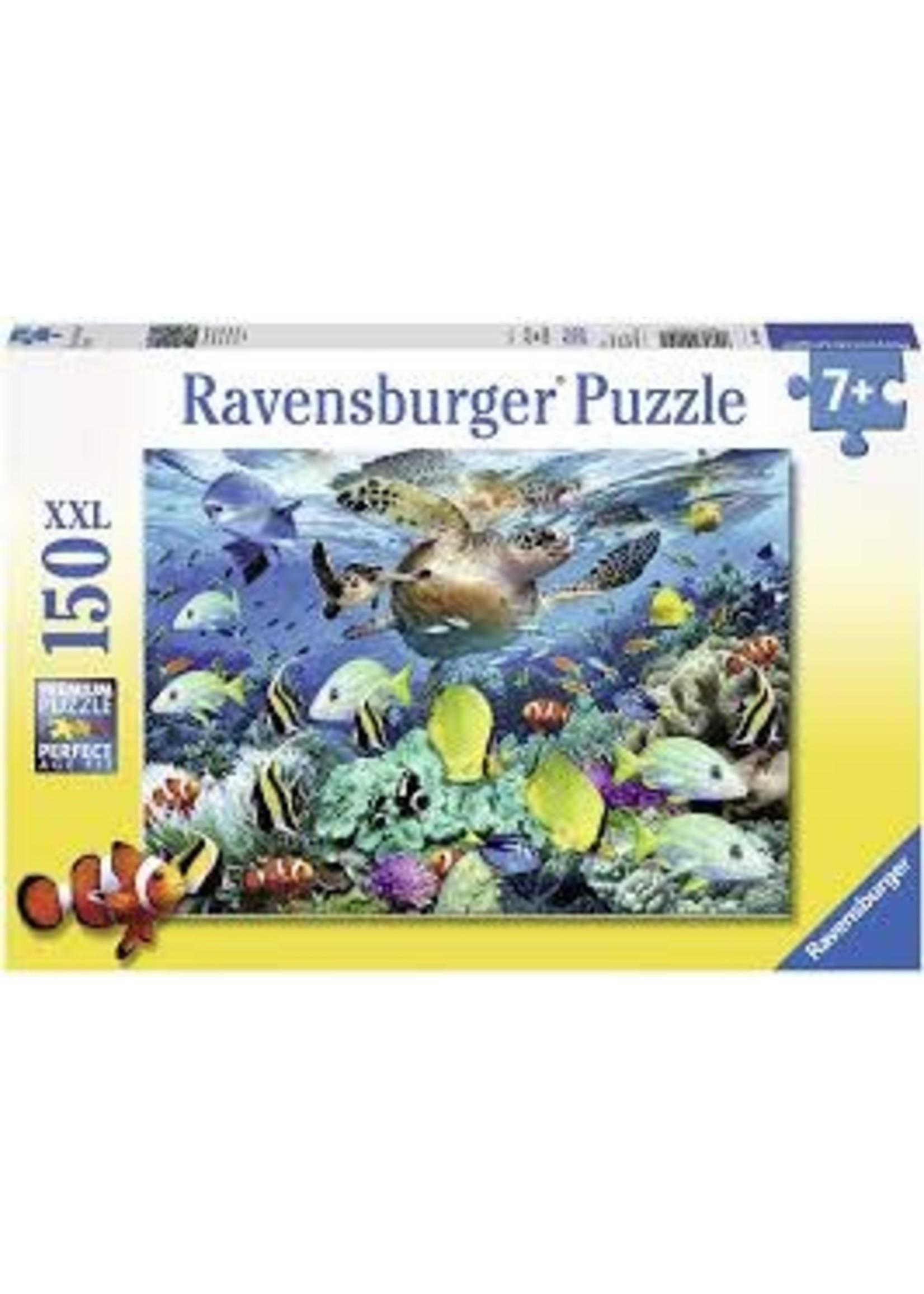 Ravensburger 150pc XXL puzzle Underwater Paradise