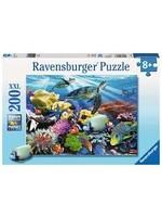 Ravensburger 200pc XXL puzzle Ocean Turtles