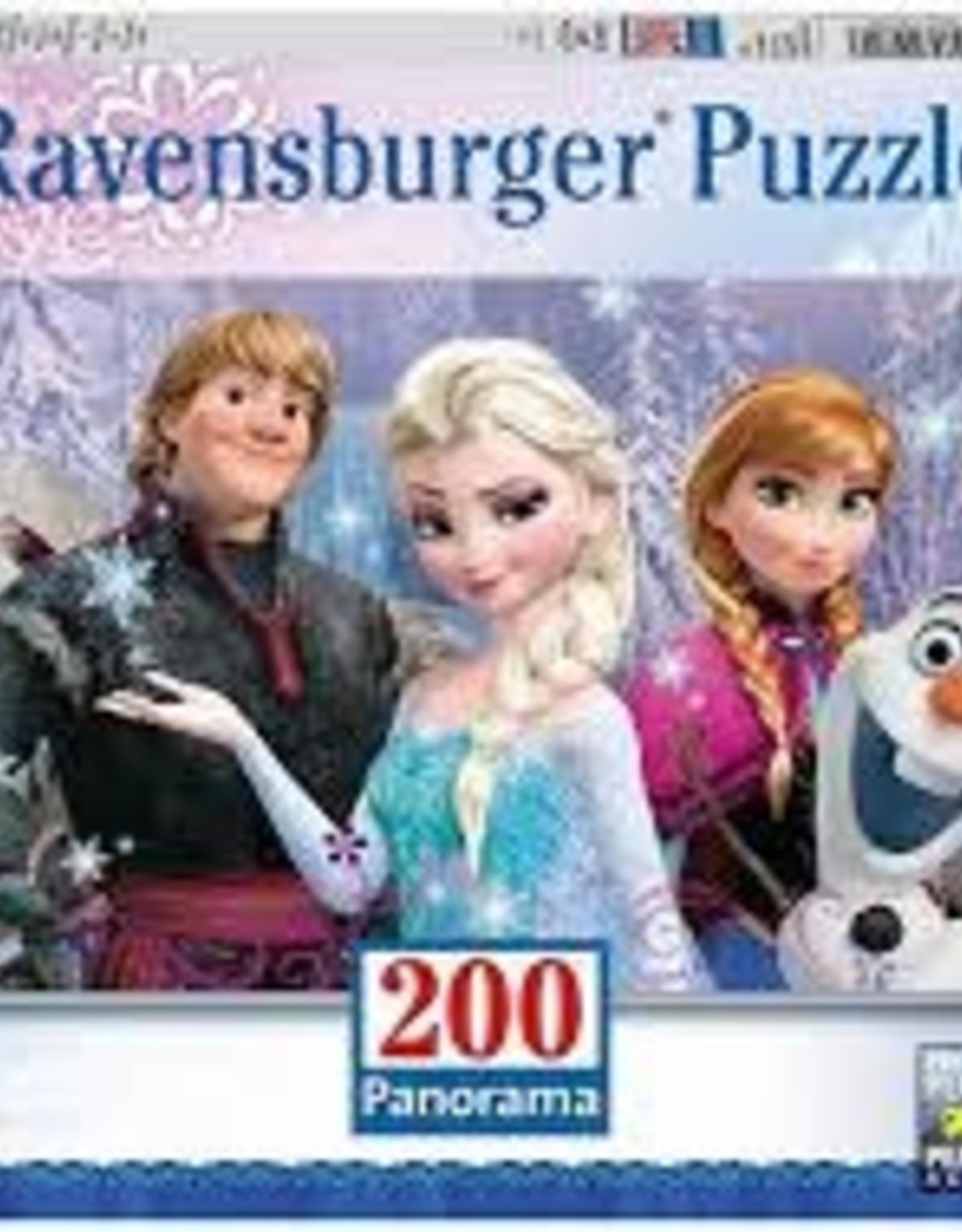 Ravensburger 200pc puzzle Frozen Friends