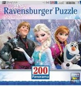 Ravensburger 200pc puzzle Frozen Friends