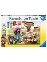 Ravensburger 300pc XXL puzzle Laundry Day