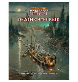 Warhammer Fantasy RPG: Death on the Reik (Part 2 of Enemy Within) [ preorder]