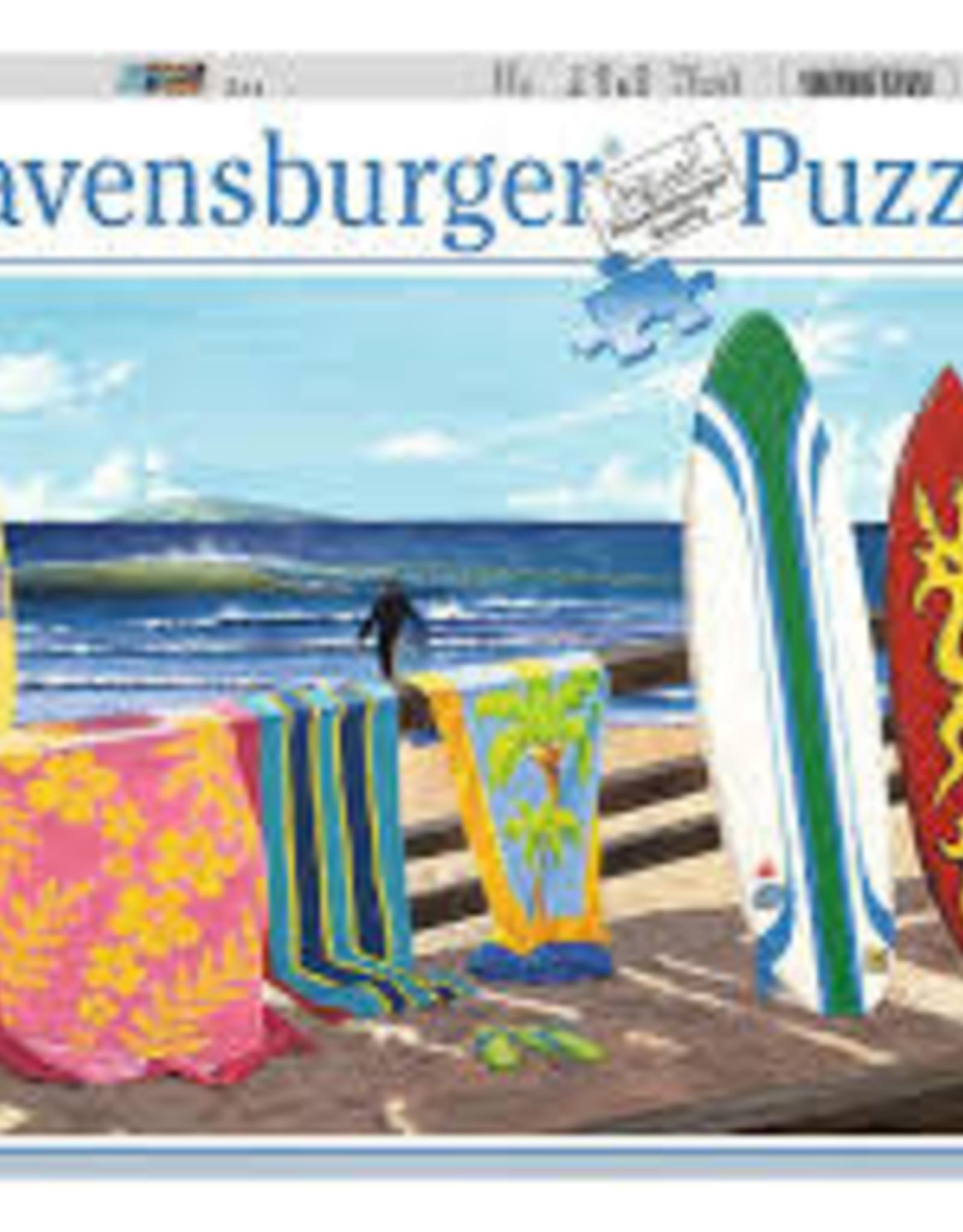 Ravensburger 500pc puzzle Hang Loose